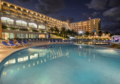 Golden Parnassus All Inclusive Resort & Spa - Fachada Hotel Golden Parnassus All Inclusive Resort & Spa Cancún