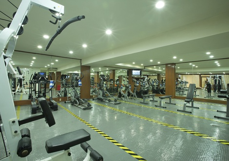 Golden Parnassus All Inclusive Resort & Spa - Gimnasio Hotel Golden Parnassus All Inclusive Resort & Spa Cancún