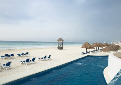 Golden Parnassus All Inclusive Resort & Spa - Jacuzzi Hotel Golden Parnassus All Inclusive Resort & Spa Cancún